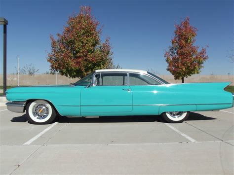 Is Cadillac An American Car by 1960 Cadillac Series 62 Coupe For Sale