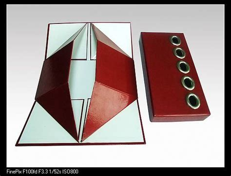 Paper Folded Box - china paper folding box china folding paper box flat
