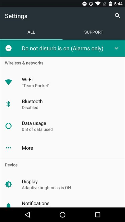 android settings a closer look at the redesigned settings menu diving into android o android authority