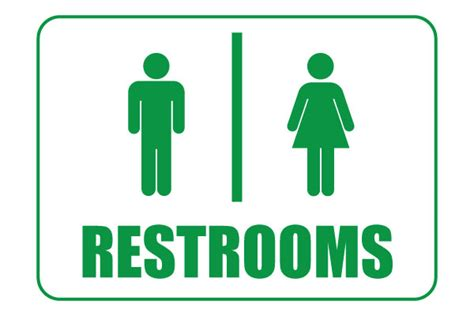 free bathroom signs printable restroom signs for easy download man women