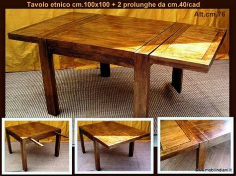 arredamento etnico bari foto tavolo etnico allungabile di mobili etnici 61510