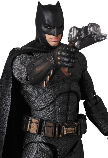 Mafex Batman Of Justice official details for the mafex justice league flash