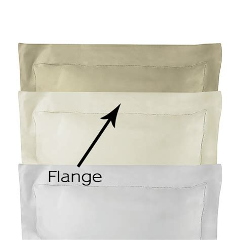 what is a bedding sham what is a flanged border on a pillow sham or duvet cover