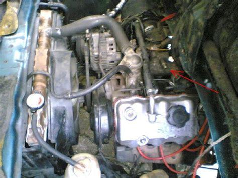 Suzuki Jimny Engine Problems Suzuki Samurai Donde Se Encuentra La Valvula Pcv Suzuki