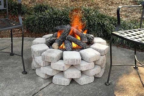 Awesome Outdoor Fire Pit Ideas For Your Beautiful Garden Backyard Propane Pit