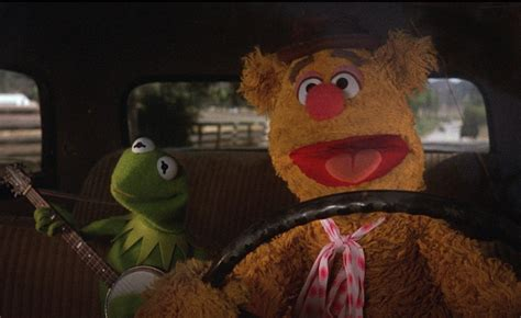 mirror movie clip fozzie bear kermit the frog the muppet movie can t hide a soft heart beneath the silly