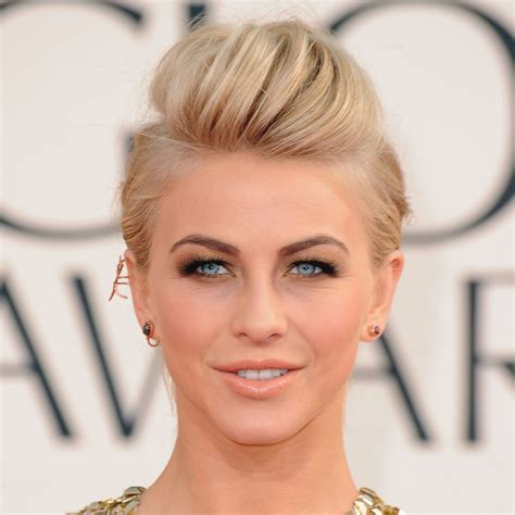 how to do julianne hough hairstyles julianne hough golden globes hair 2013 popsugar beauty