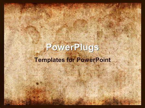 powerpoint themes old powerpoint template vintage background of old paper with