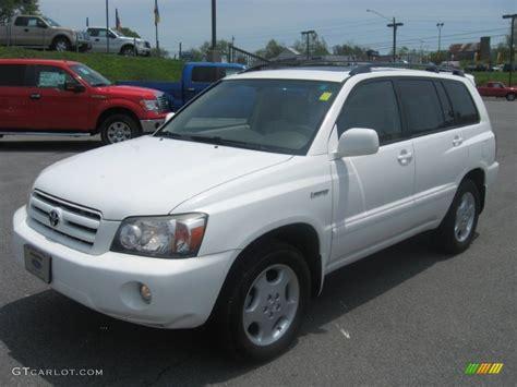 2004 Toyota Highlander Limited 2004 Toyota Highlander Limited V6 Exterior Photos