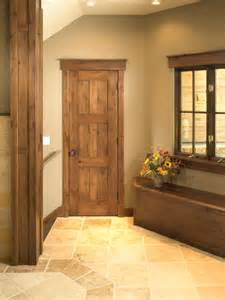 Rustic craftsman traditional interior doors denver by sun
