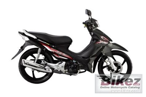 2014 Suzuki Smash 115 specifications and pictures