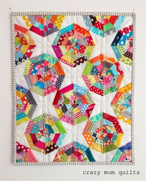 quilts mini spiderweb quilt