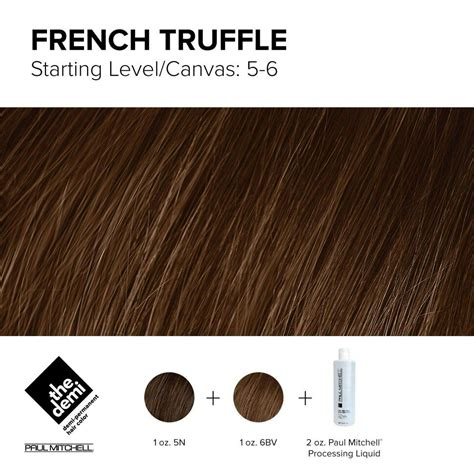paul mitchell hair color chart color xg formula created by paul mitchell bold brunettes