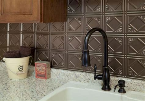 tin tile backsplash idea tin tile backsplash idea design