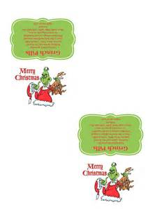 grinch template grinch pills template 300 dpi ready to print
