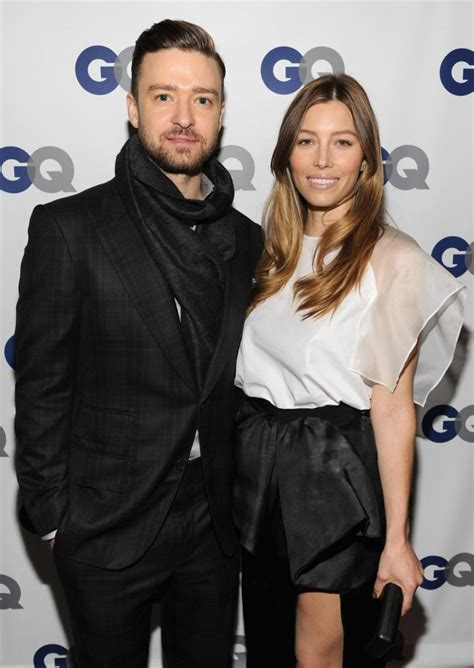 Justin Timberlake Not With Biel by Justin Timberlake Kisses The Belly Of