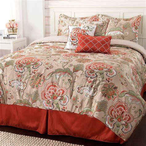 Paula Deen Bedding Sets Paula Deen Home Polyester Jacquard Quot Quot 7 Comforter Set King New