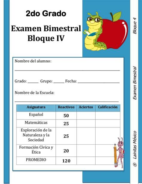 respuestas de examen 5 grado 4 bloque examen de 5 grado bloque 4 con respuestas 5to grado