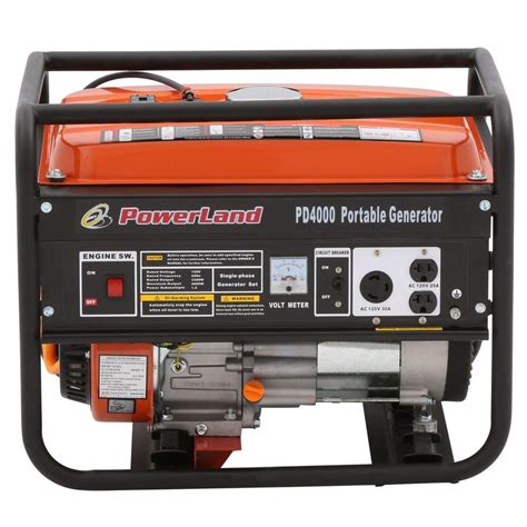 powerland pd4000 generator review 2018