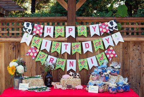 backyard bash party ideas party reveal sweet backyard barn birthday bash