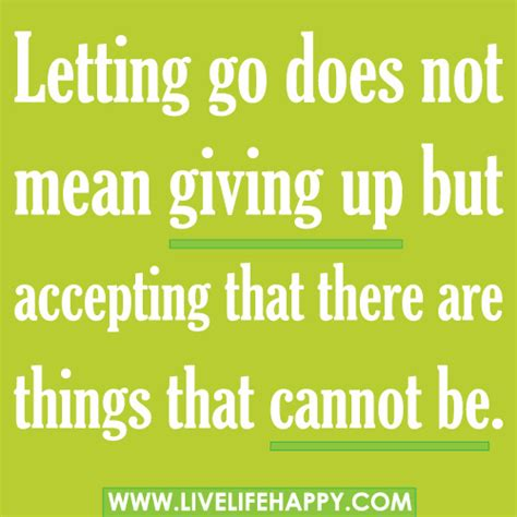 letting go of leo how i up with perfection books quotes about acceptance and letting go quotesgram