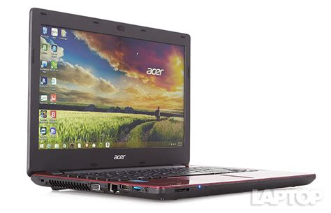 Laptop Acer Aspire E14 E5 471 30q8 acer aspire e14 e5 471 review and benchmarks
