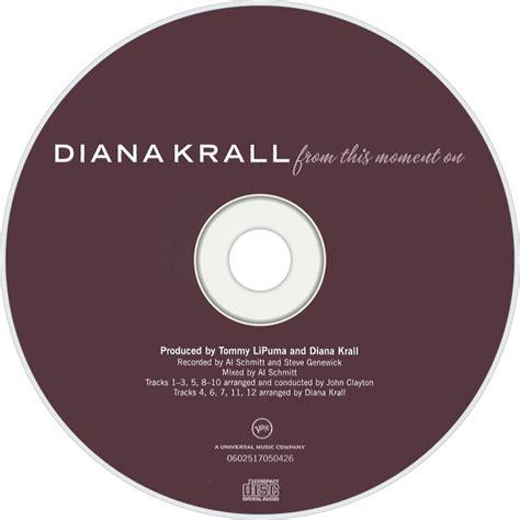 Diana Krall From This Moment On Vinyl diana krall fanart fanart tv
