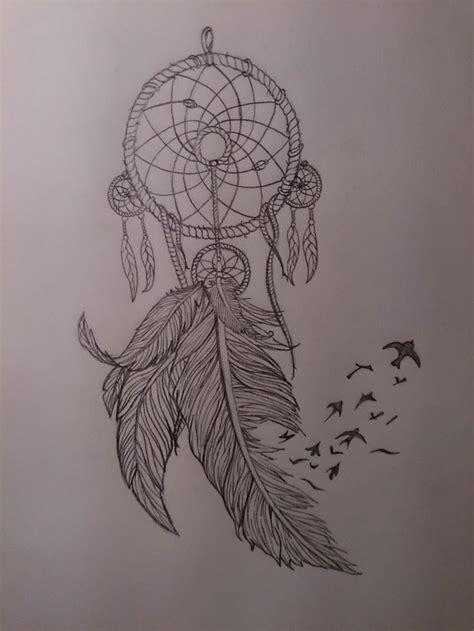 thigh dreamcatcher tattoo designs feather thigh tattoos search thigh tattoos