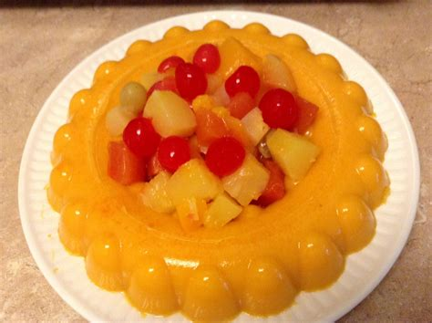 fruit jello salad mango jello fruit salad foods i jello
