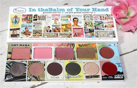 Murah The Balm In Thebalm Of Your Greatest Hits Volume 2 in the balm of your s beautiful