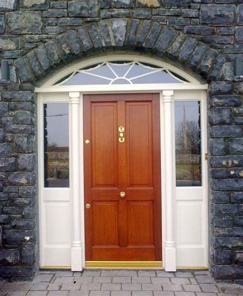 Christie Door Company by S Christie Joinery Northern Ireland Wooden Doors External