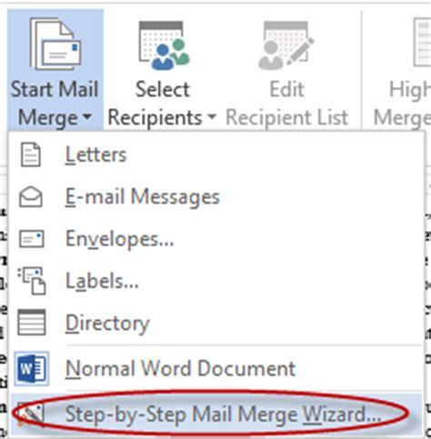 Quick Steps Tutorial Webucator - using mail merge tutorial webucator