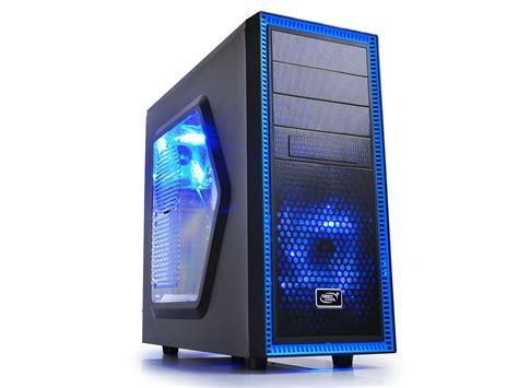 Casing Computer Pc Psu Gamemax Atx G506 tesseract sw deepcool cases