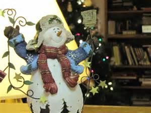 Home Interiors Christmas by Home Interior Snowman Cozy Christmas Pinterest