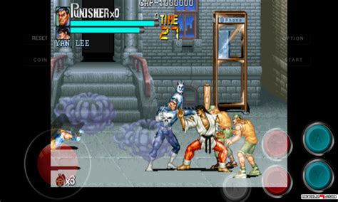 the punisher apk the punisher android apk 4623942 classical arcade punisher marvel mobile9