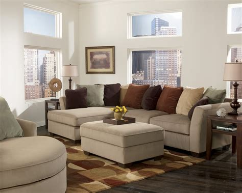 Sectional Sofa Decor Living Room Decorating Ideas With Sectional Sofas Cleanupflorida