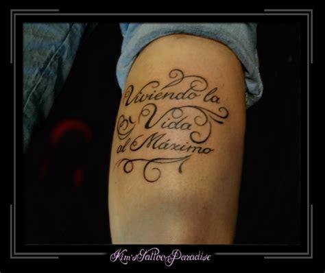 tekst kuit kim s tattoo paradise