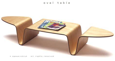 12 creative table designs