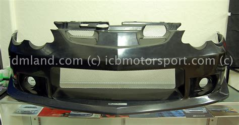 backyard special bys dc5 rsx front bumper 02 04 no longer