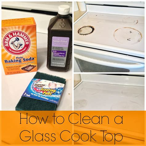 How To Clean A Glass Top Cooktop the serene cleaning a glass cook top stove