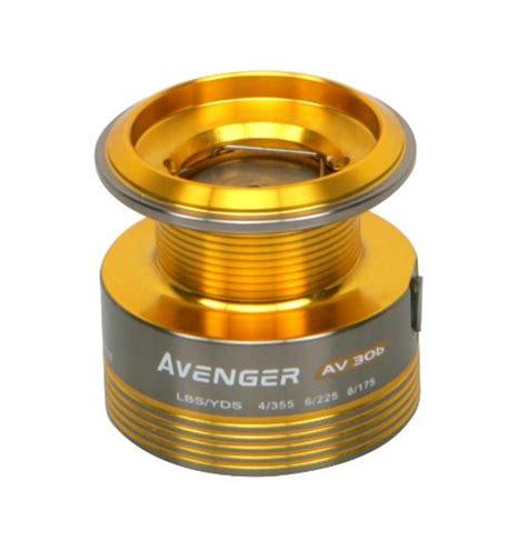 Reel Okuma Avenger Av 65b okuma fishing tackle av 55b spool avenger replacement spinning reel spool best fishing gear