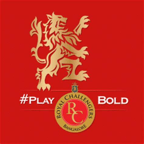 royal challengers logo rcb team ipl 2018 royal challengers bangalore complete