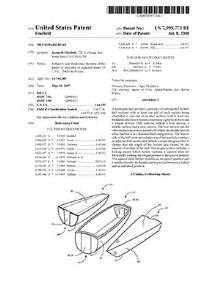patent specification template provisional patent application