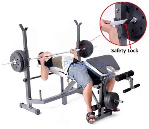 dumbbell bench squat multifunction weightlifting barbell end 5 17 2018 2 01 pm