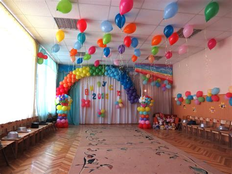 Balloon Room Decorating Ideas by Balloon Decoration In Montenegro