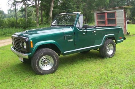 commando green jeep lifted 14 best images about jeepster commando project on