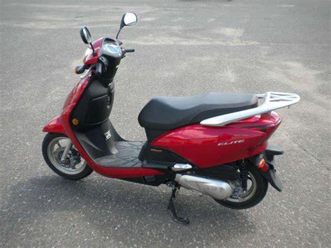 honda elite 2010 honda elite nhx110 scooter for sale on 2040 motos