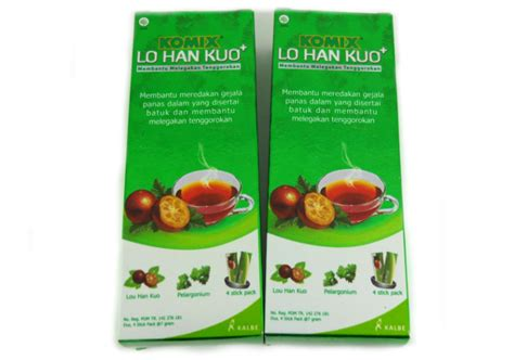Komix Herbal review untuk sle obat herbal komix lo han kuo gratis yukcoba in