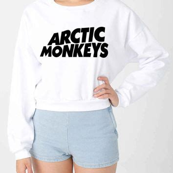 Sweater Arctic Monkeys 4 Station Apparel shop arctic monkeys sweatshirt on wanelo