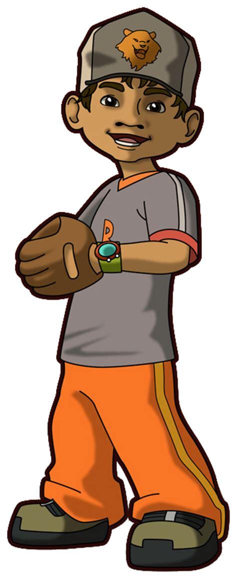 pablo sanchez backyard sports pablo sanchez humongous entertainment games wiki